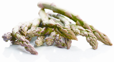 Are you enjoying the 2013 crop of asparagus?